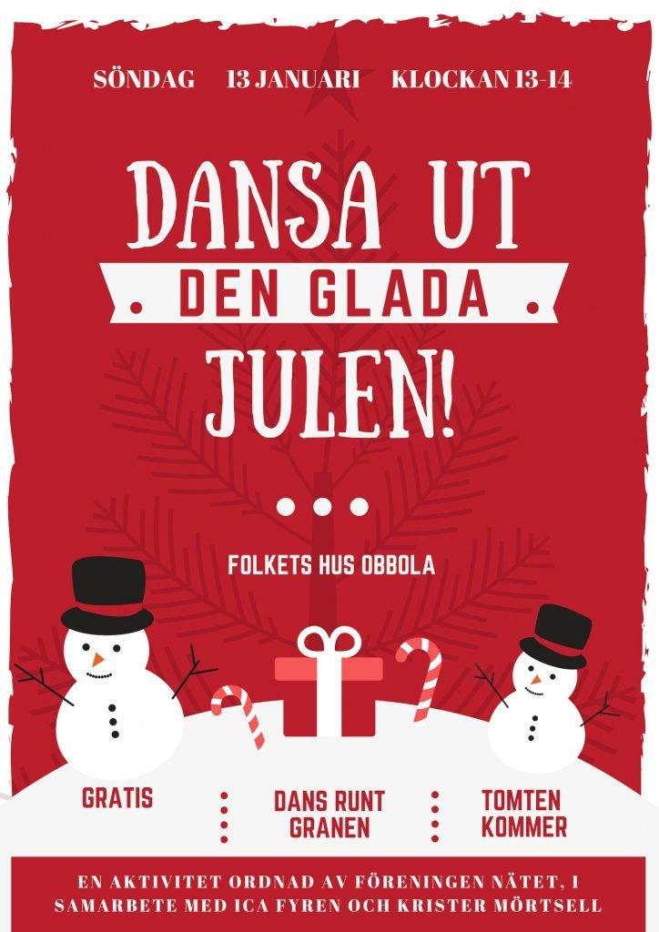 Dansa ut julen